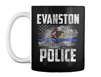 Evanston Police Gift Coffee Mug