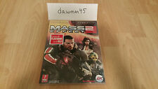 Mass Effect 2 (Covers All Platforms/DLC) Prima Official Game Strategy Guide NEW