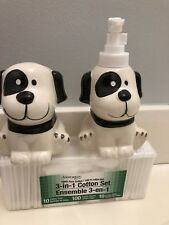 Bathroom Accessories for kid 3 PC lovely Dog the best for your boy or girl