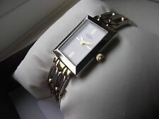 LADIES ROTARY TWO TONE BRACELET WATCH RRP £129