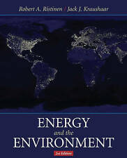 NEW Energy and the Environment by Robert A. Ristinen