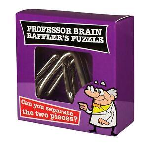 PUZZLE & ROMPICAPO PROFESSOR BRAIN BAFFLER'S PUZZLE Professor Puzzle