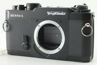 【MINT】Voigtlander Bessa L 35mm Rangefinder Film Camera Body Only from JAPAN #137