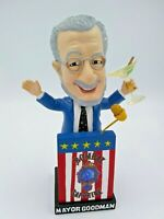 Mayor Goodman Las Vegas Bombay Saphire Bobble Head Bar Display Advertising