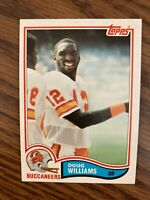 1982 Topps #508 Doug Williams Tampa Bay Buccaneers NrMt