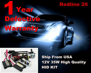 Xenon for Maserati FULL HID kit h1 h3 h4 h7 h8 h9 h10 h11 9004 9005 9006 9007 88
