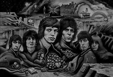ROLLING STONES 'Was it only Rock 'n' Roll?' Songscape