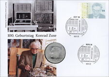 V-326 100. Geburtstag Konrad Zuse