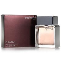 EUPHORIA MEN de CALVIN KLEIN - Colonia / Perfume EDT 100 mL  Hombre / Man / Uomo