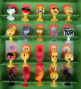 ALDI Süd Emoji Emojis EM 2021 - Figur aussuchen aus allen 20 oder Komplett Set