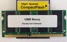 EXM128 128MB Memory+ 4GB Compact Flash for Akai MPC1000
