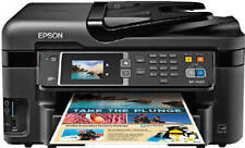 Epson Workforce WF-3620 Duplex USB Wifi 4 in 1 Colour InkJet Printer WF-3620 V2G