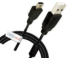 USB CABLE LEAD FOR GARMIN Nuvi 760T / 770 / 850 / 855 / 860 / 865t / 880 SAT NAV