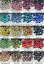 1440~7200 Gava Hotfix Flat Back Rhinestones SS16~SS20 Multiple Color AB Crystal
