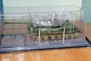 De AGOSTINI TANK COLLECTION 1:43 IS-2 1945