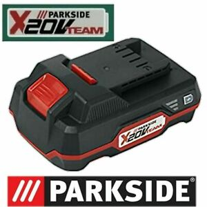 PARKSIDE 20V 2Ah Li-Ion Battery Compatible With All X 20V Team Tools PAP 20 A1