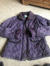dickins and jones womens padded coat size 8!