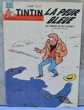Journal Tintin n°643, 16 février 1961, Chick Bill, dessin Tibet