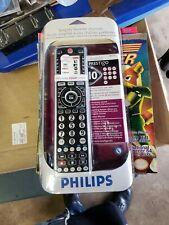Philips Prestigo SRU8010/37 10 Device Universal Remote Control *35