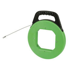 High Quality Tool Wire Draw/Fish Tape 15M Easily Rolls into Case After Use