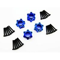 Hot Racing YET10ET06 Axial AX10 & Wraith Aluminum Wheel Extensions 10mm