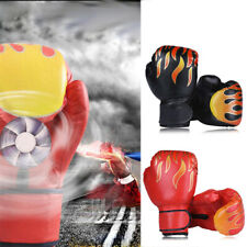 Professional Boxing Gloves MMA Training Sparring Punch Bag MuayThai Kickboxing