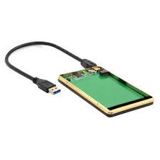 WD5000MPCK SFF-8784 SATA Express to USB 3.0 Hard Disk Case Enclosure
