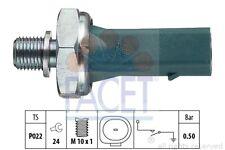 FACET Öldruckschalter Made in Italy - OE Equivalent 7.0139 für VW SEAT SKODA FOX