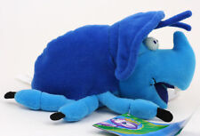 "Disney A BUG'S LIFE Dim 7"" bean bag Disney Store plush stuffed animal with Tags"