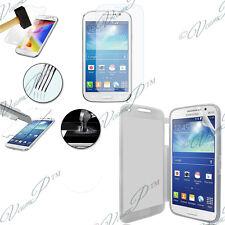 Etui Coque Film Verre Trempe Livre Samsung Galaxy Grand Plus/ Neo/ Lite I9060