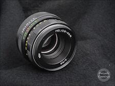 Helios Standard M42 SLR Camera Lenses