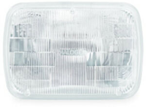 GE Halogen H6054 12V Replacement Bulb 2 Headlamp System High/Low Beam
