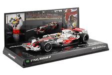 1/43 MINICHAMPS Lewis Hamilton McLaren Mercedes MP4-23 2008 F1 limited 50pcs