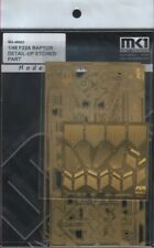 CLEARANCE! - NEW 1:48 48002 Boeing F-22A Raptor Photo Etched Detail Set