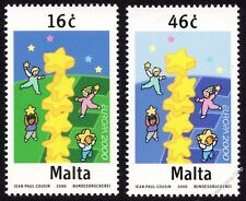 Malta 2000 Europa Complete Set SG 1174 - 1175 Unmounted Mint