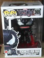 Funko Pop!  Marvel Venom Venomized Iron Man #365 BRAND NEW