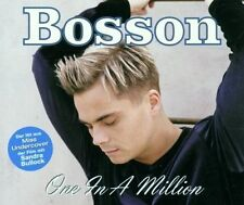 Bosson One in a million (2001) [Maxi-CD]