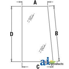 John Deere Parts GLASS SIDE WINDOW  AT171898 710D (S/N <825643),510D,410D,315D,3