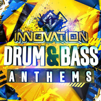 Various Artists : Innovation - Drum & Bass Anthems CD 3 discs (2018) ***NEW***