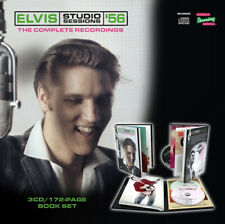 Elvis Presley : Elvis Studio Sessions '56: The Complete Recordings CD 3 discs