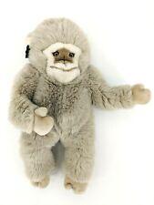 Applause Wallace Berrie Plush Monkey Animal Korea 1987 Soft Stuffed 14 Inches
