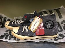 CONVERSE ALL STAR RAMONES 2007 / 2008 LIMITED EDITION NEW IN BOX HI TOP #100733