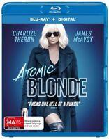 Atomic Blonde (Blu-ray, 2017) NEW