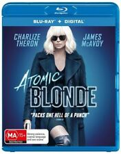 Atomic Blonde (Blu-ray, 2017) CLOSE TO NEW