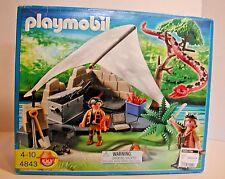 Playmobil 4843 Treasure Hunters Camp NEW IN BOX BIG SNAKE
