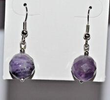 Ohrringe - Hänger  mit Perlen  - OHS  Nr. 17