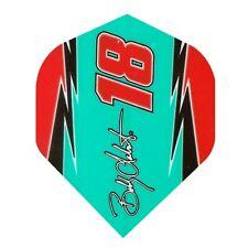 Bobby LABONTE set of 3 Dart FLIGHTS Nascar 18 wide standard size