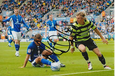 SCUNTHORPE UNITED HAND SIGNED MARTYN WOOLFORD 6X4 PHOTO 2.