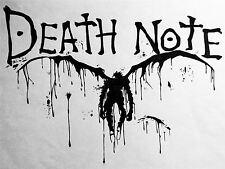 Impresión arte cartel Anime Manga Death Note texto Scrawl Demonio nofl0037