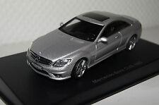 Mercedes CL63 AMG silber 1:43 AUTOart neu & OVP 56246